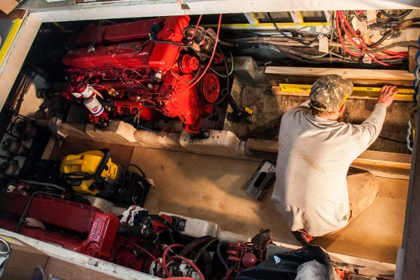 BBW Engine Servicing